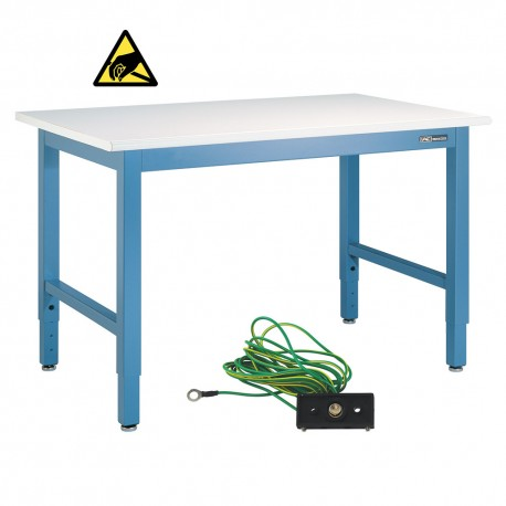 """IAC Industries Electronic Assembly Workbench ESD Top - 30""""-36"""" by 48""""-96"""""""