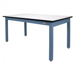 """Steel Industrial ESD Workbench/Work Table 30-36"""" by 60-72"""""""