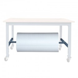 Lower Paper Roll Holder