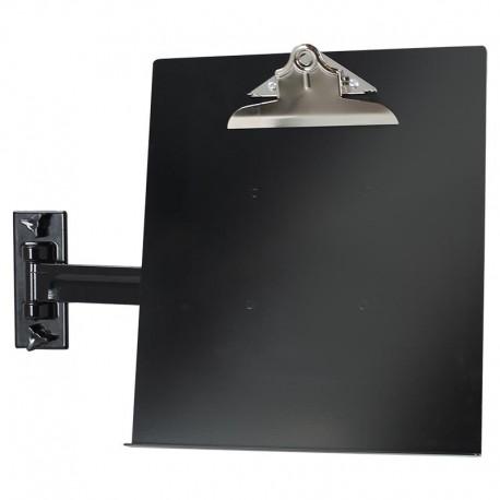 Clip Portrait Document Holder