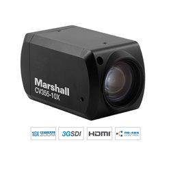 Compact 10x Zoom Camera 3G/HDSDI, HDMI