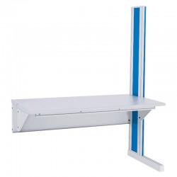 "IAC D4 - Single Sided Add-on Unit - 60"" Length, Standard Surface"